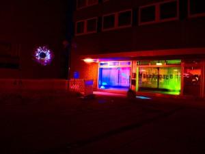 Schaufenster Lichtfest
