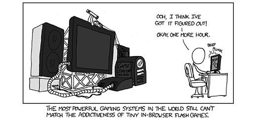 Spielsucht Computer Games