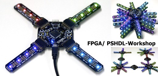 FPGA PSHDL-Workshop