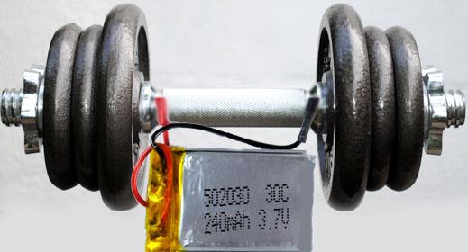 Lithium Akkus