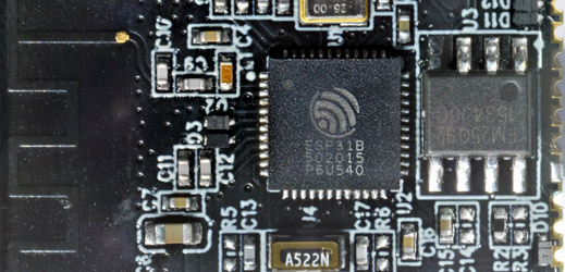 ESP32 Developer Board