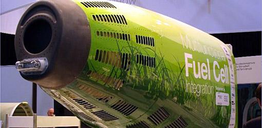 Elektronik-Stammtisch am 6.3. - Brennstoffzellen in Flugzeugen