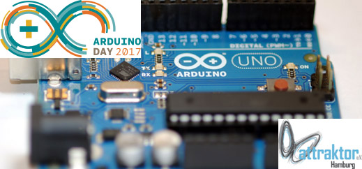 Arduino Day 2017 Attraktor Hamburg